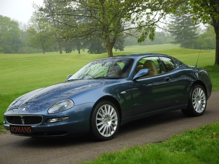 Maserati 4200 Gt Manual One Owner Full Maserati