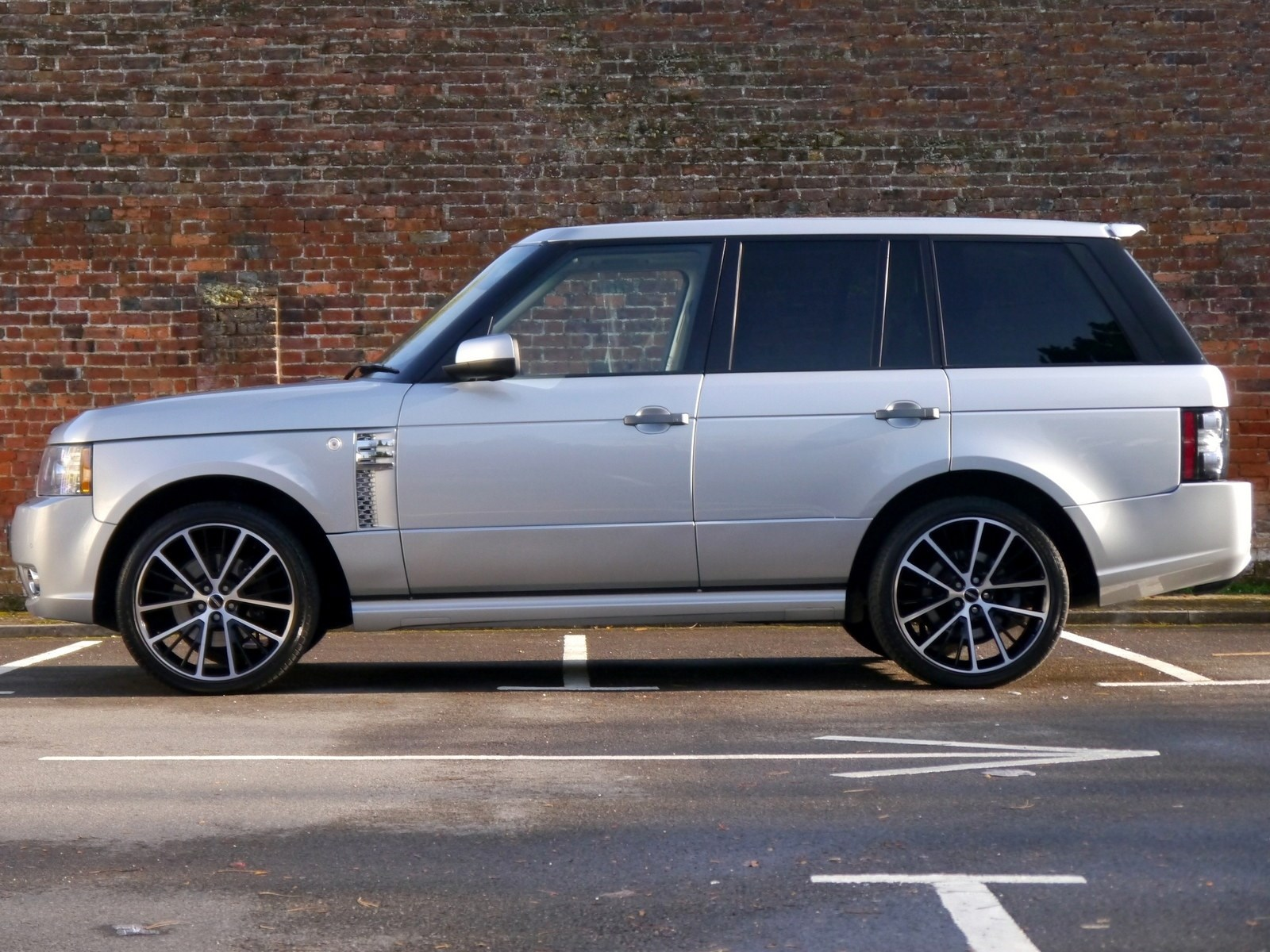 Land Rover Range Rover Vogue Tdv8 Overfinch Body Styling