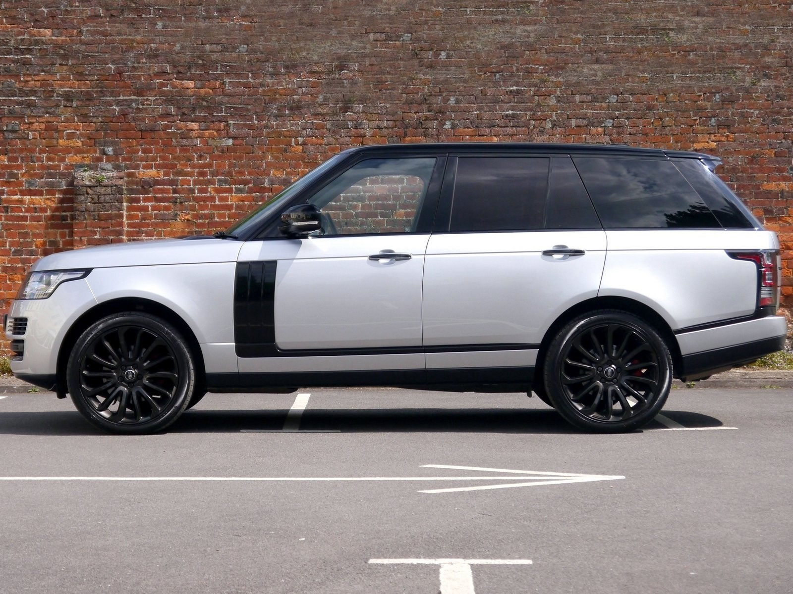 Off Road Vehicles For Sale >> Land Rover Range Rover Vogue SE - Black Pack - 22'' alloys ...
