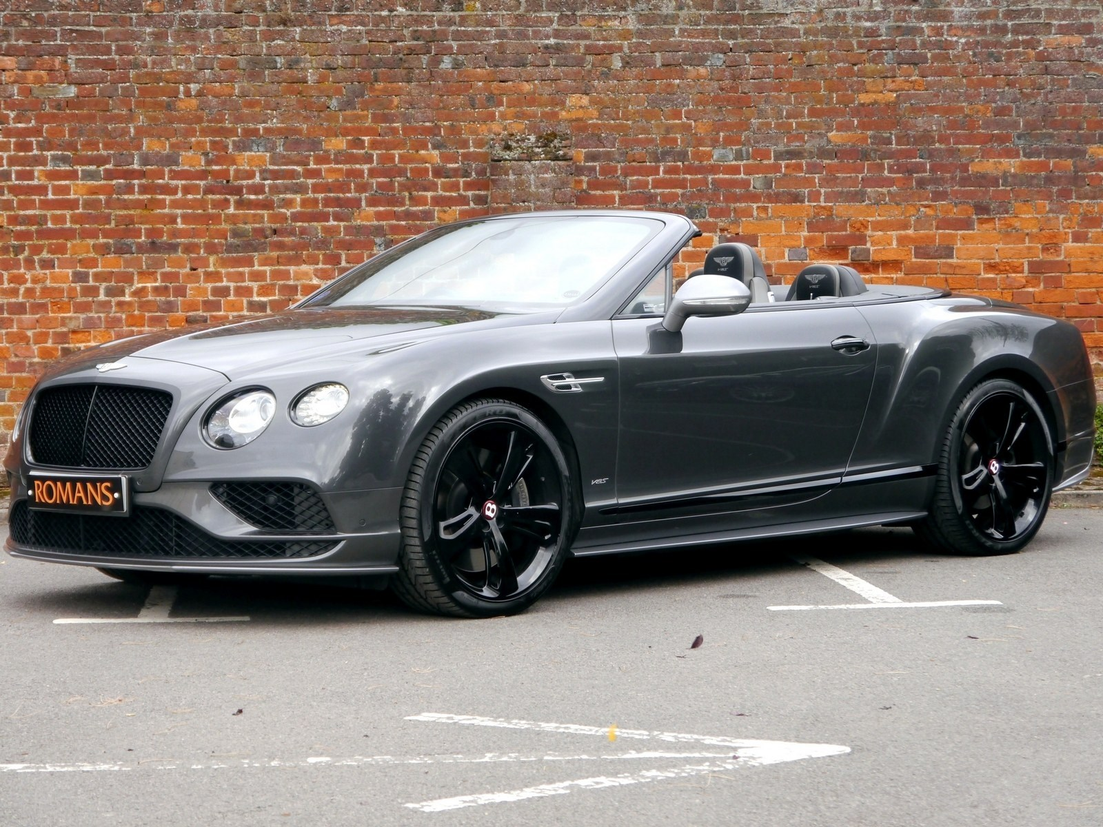 Bentley Continental Gtc 4 0 V8 S Auto Black Edition Mulliner Driving Spec All Season Package For Sale